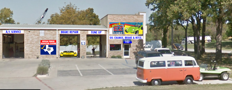 Jons EZ Lube in Denton TX